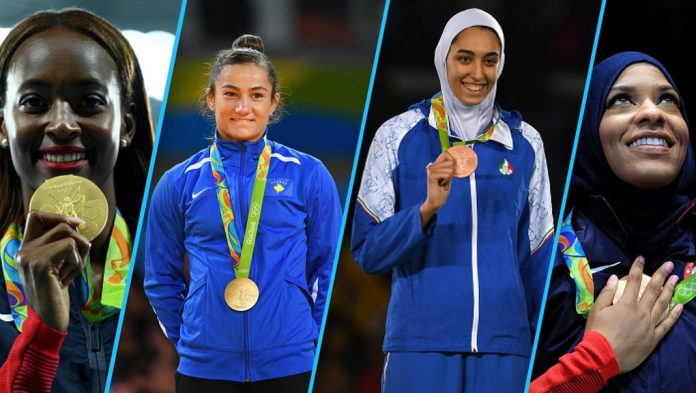 10 Most Powerful Muslim Female Athletes in History - BiographyFlash.com