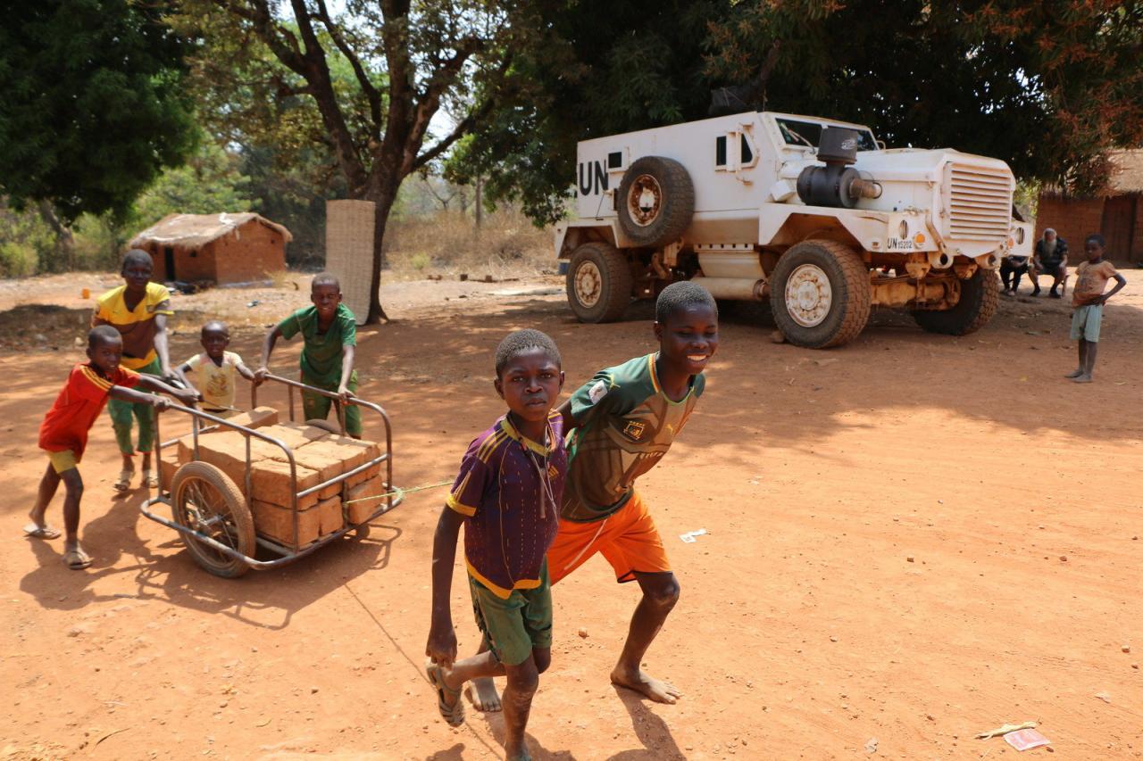 Central African Republic - BiographyFlash.com