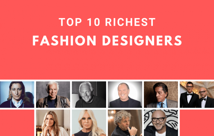 Top 10 Richest Designers in the World 2021 - BiographyFlash.com