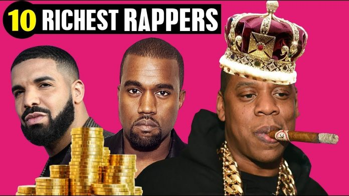 Top 10 Richest Rappers in the World - Forbes List - BiographyFlash.com